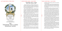 Fundraising Brochure - Inside Panels - P