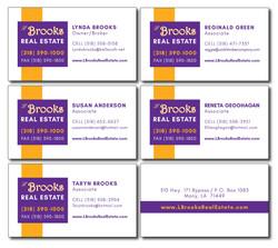 Office Associates Business Cards & Rever