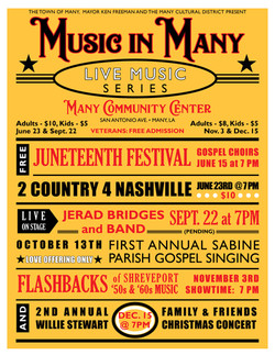 Music Series Poster