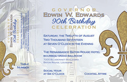 Birthday Celebration Invitation