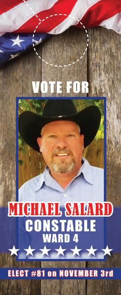 Election Door Hang Card