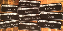 Custom Party Decor Signs