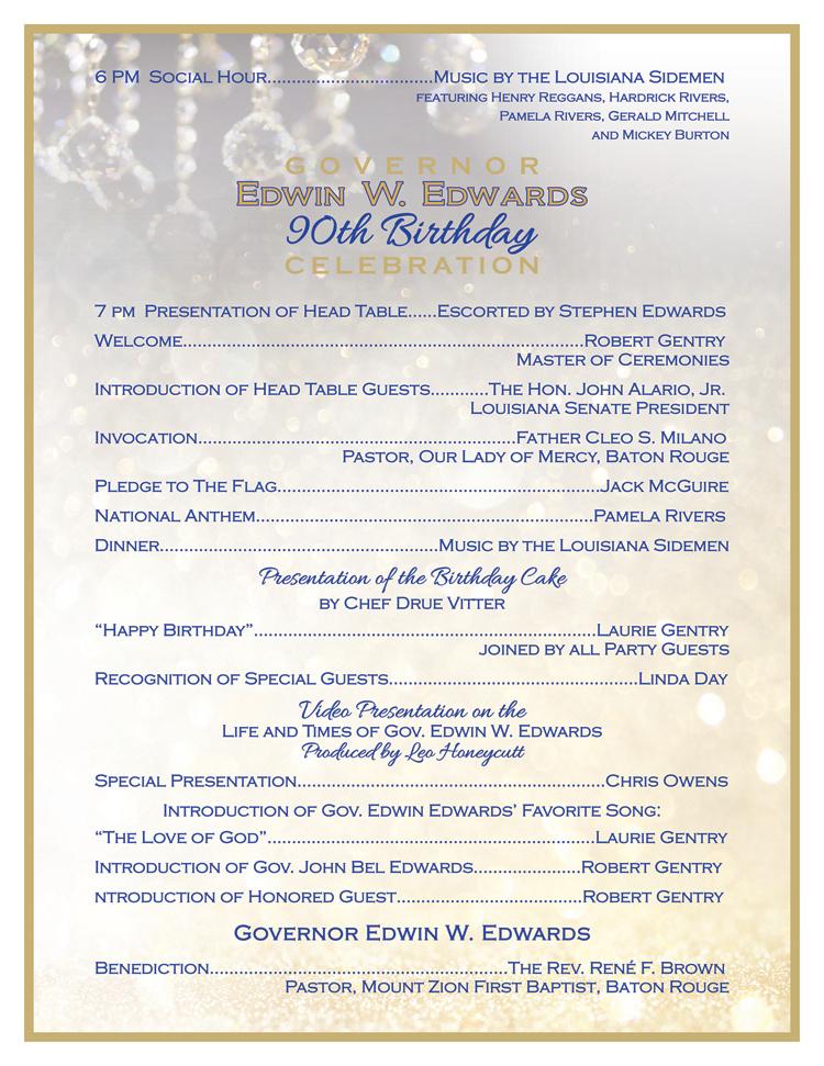 Program Card