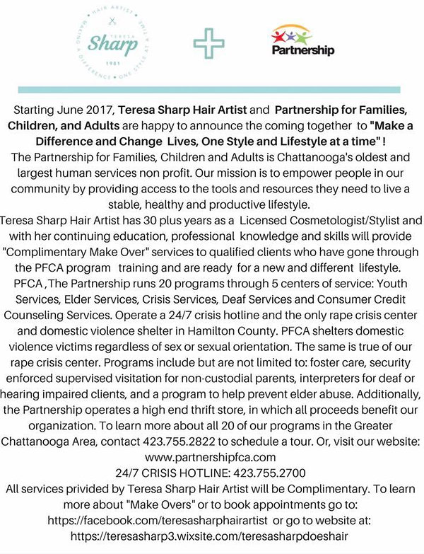 Partnership for Families, Children, & Adults