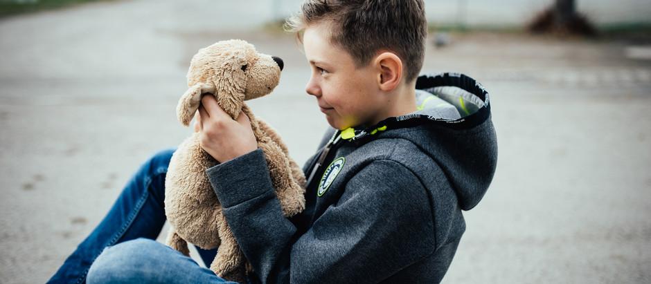 Kinderfotografie mit Arno