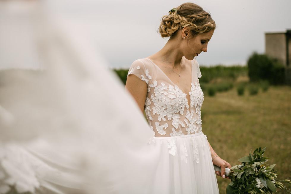 Hochzeitsreportage mit Mareen und Fabian