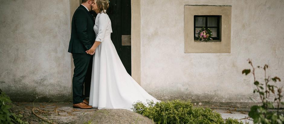 Hochzeit mit Madeleine und Frank - Schloss Brandis - Denkmalschmiede Höfgen