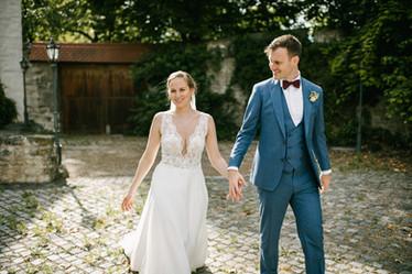 Hochzeitsreportage mit Katja und Sebastian