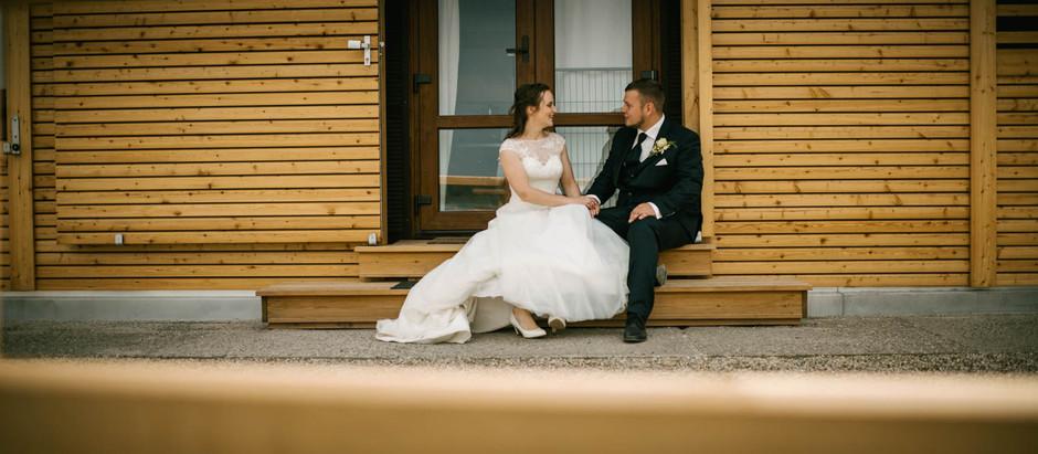 Hochzeitsreportage mit Lisa und Christian am Störmthaler See - VINETA