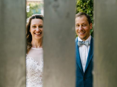 Hochzeit im  Lehmhaus am Anger