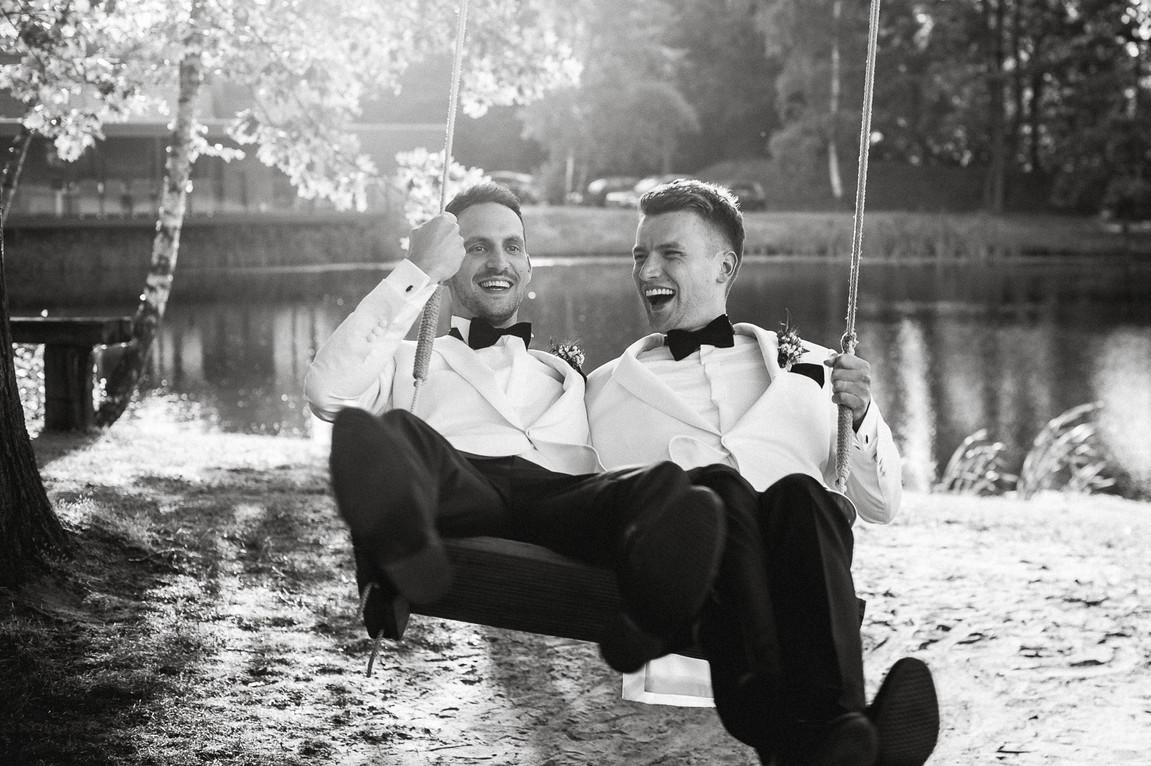 Hochzeitsreportage mit Arne und Alex