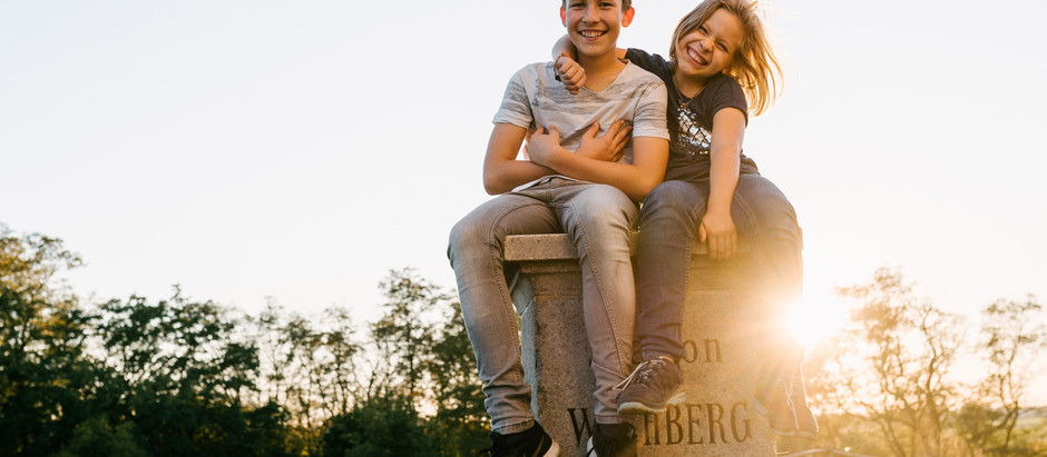 Familienfotografie am Wachberg