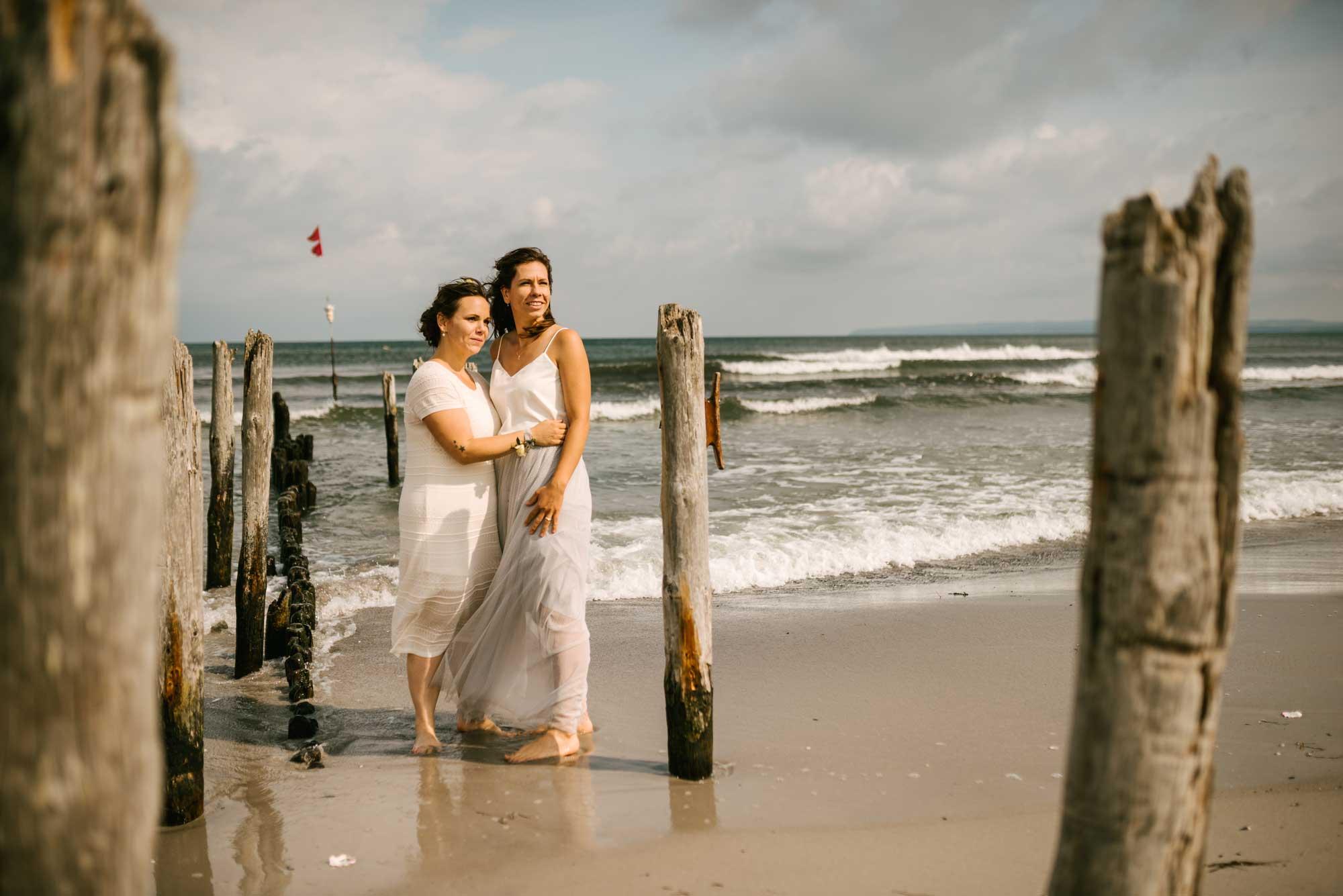 Hochzeitsfotograf Rügen - Kap Arkona