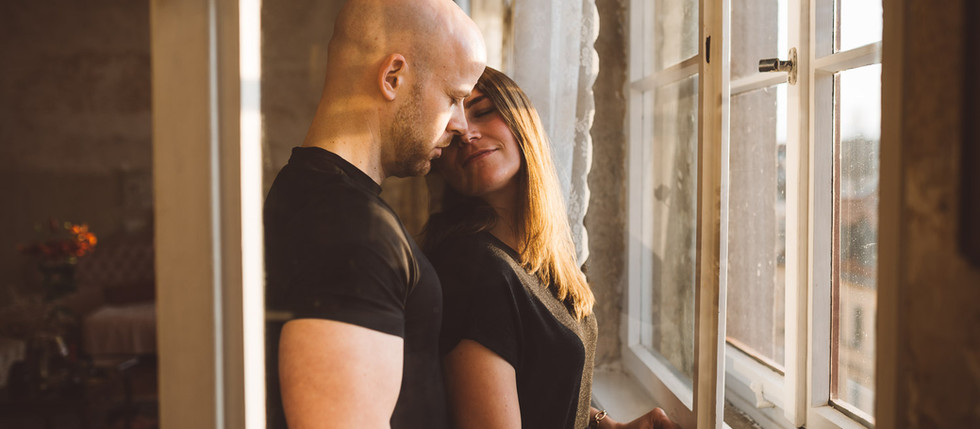 Engagement Shooting mit Maria & Fabian (sowie Lenni)