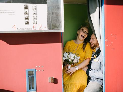 Hochzeit im  Standesamt Leipzig