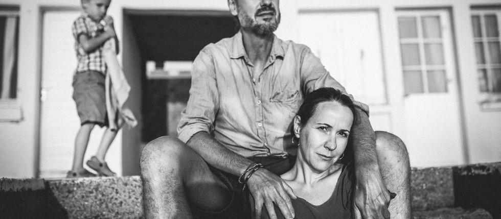 Paarfotografie - Susanne & Holger - Côte de Granit Rose -Tregastel (Bretagne)