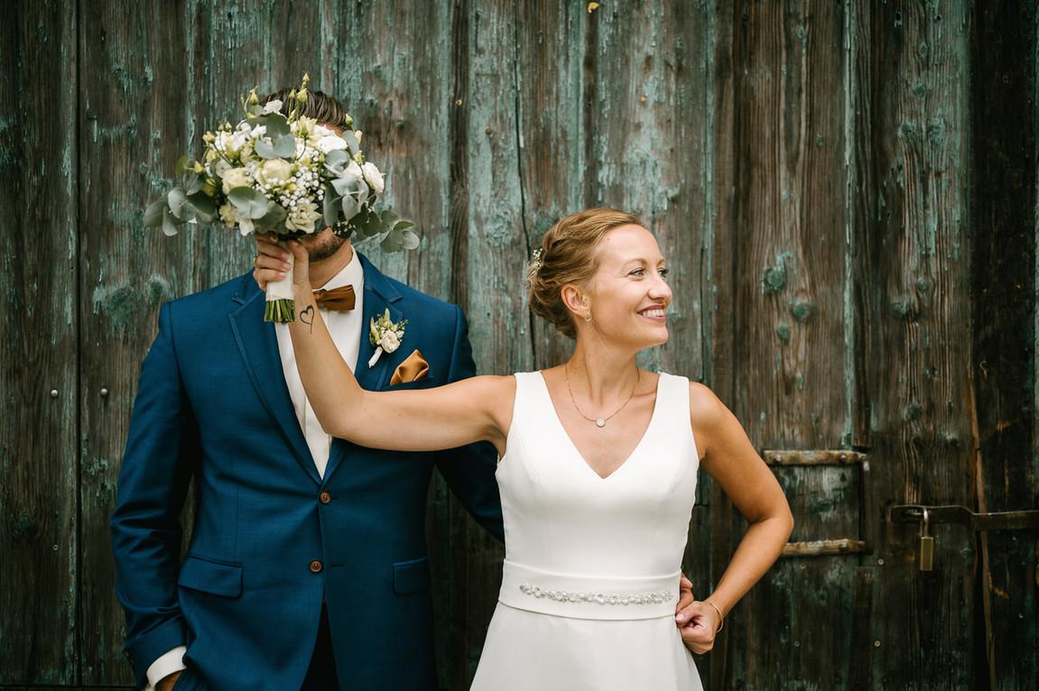 Hochzeitsreportage mit Katja und Daniel