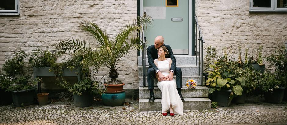 Wundervolle Hochzeit mit Anne und Steffen in Greifswald
