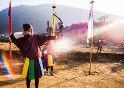 Bhutan-Archary