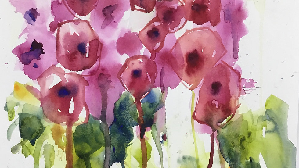 Online Art Classes with Debs Last course 1