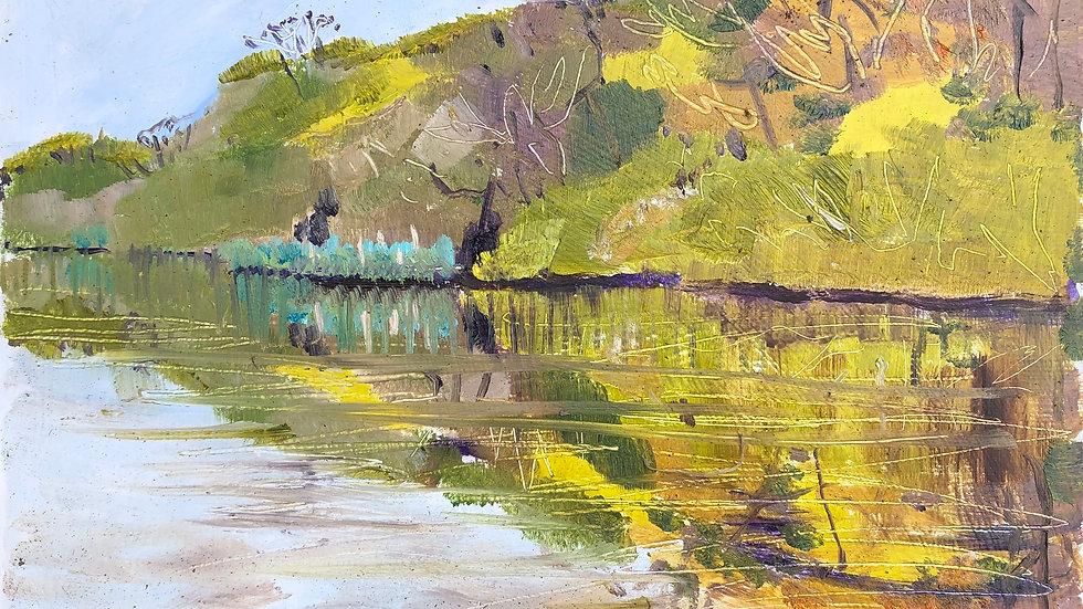 Kenwith Reservoir 29.04.21