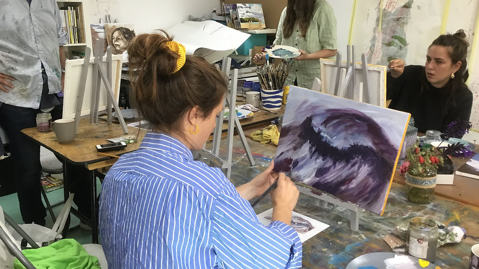 Face to Face Class 7th June Appledore