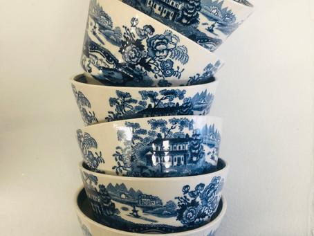 Children's China Tea Set Inspires Budding Artist