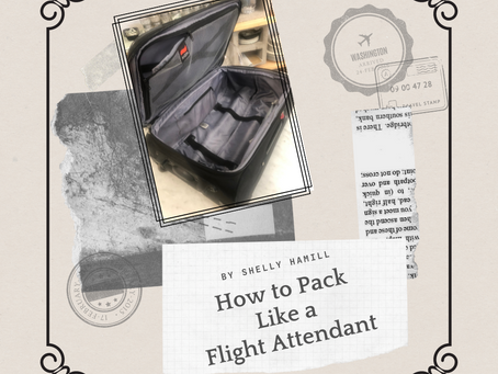 How To Pack Like a Flight Attendant