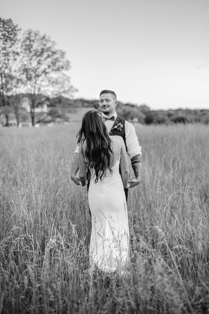 Anna Clark Photo Indiana Wedding at The Wilds Venue