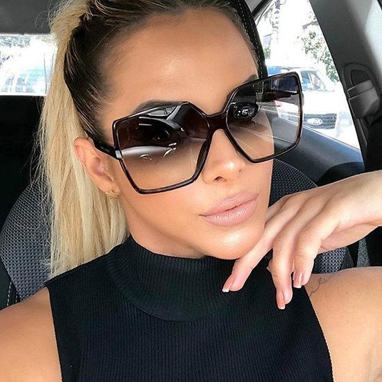Higody  Oversize Sunglasses Gradient