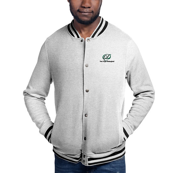 Desire Brand Champion Bomber Jacket