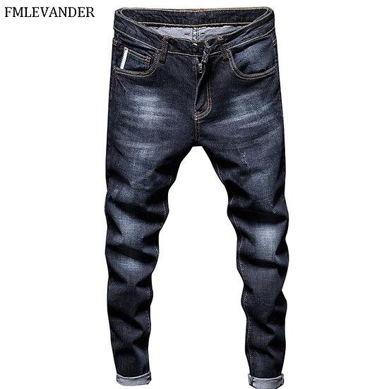 2019 New Fashion Jean Homme Pantalones Hombre Stretch Skinny Jeans Men