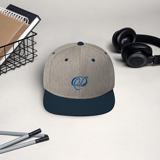 Desire Brand Snapback Hat