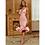 Thumbnail: Pink  Ruffles  Bandage Dress