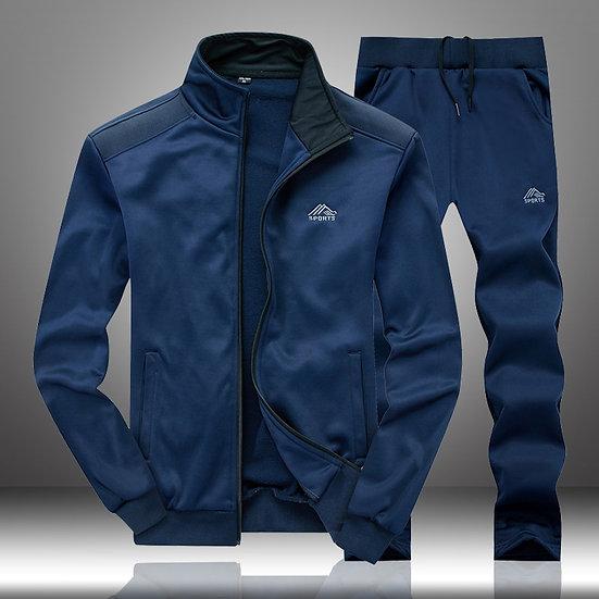 Vested Jogging Suit