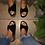 Thumbnail: Leopard Grain Slippers