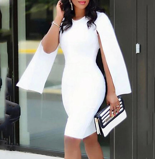 Classy Queen Midi Dress