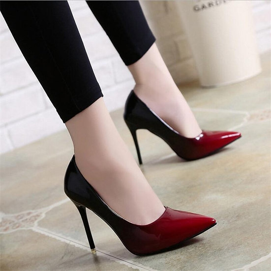 2020 Shadow  Pointed Toe Pumps
