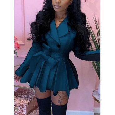 She's the Boss Mini Dress