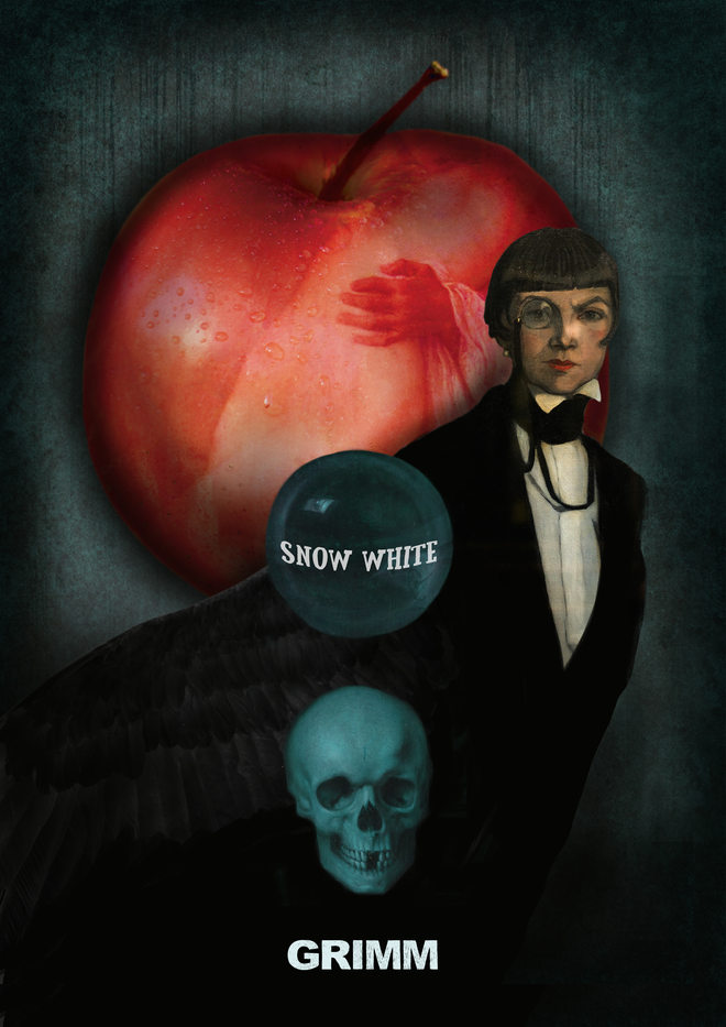 SNOW WHITE by Grimm Brothers