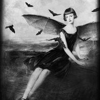The bat maiden