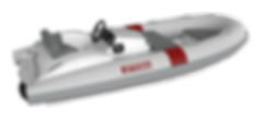 Pirelli Inflatable Tender Boats Jet Propulsion