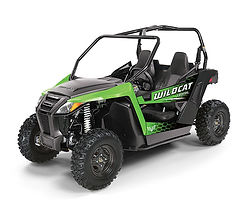 Textron Off Road - Wildcat Trail UTV Side by Side