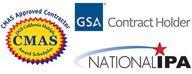 CMAS GSA IPA government cooperative purchase programs