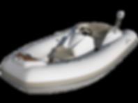 Arimar Inflatable Tender Boats Jet Propulsion