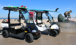 E-Z-GO Golf Cars
