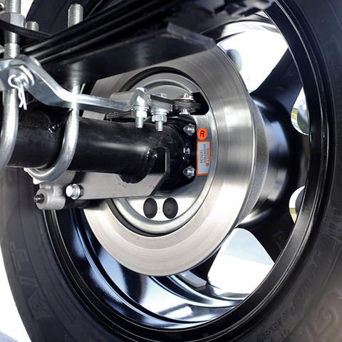Four Wheel Disc Brakes