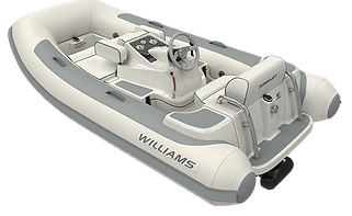 Williams Inflatable Tender Boats Jet Propulsion