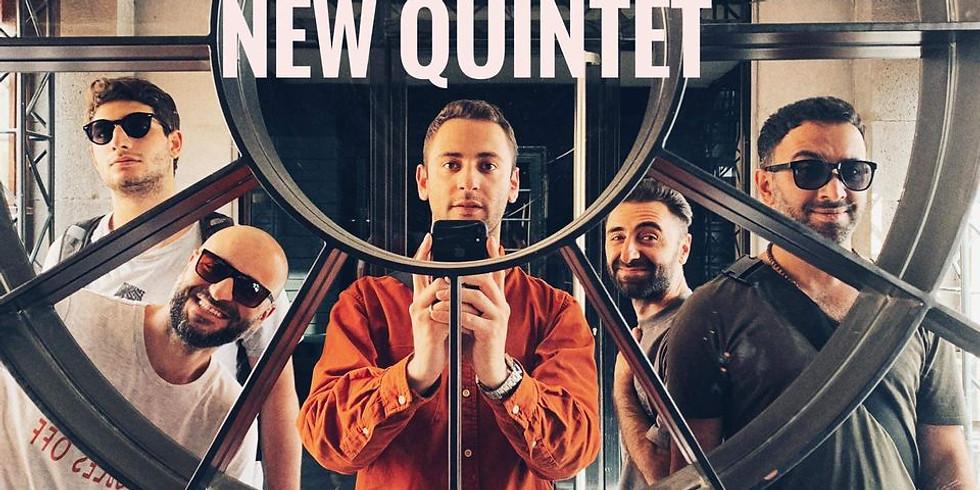 NEW QUINTET - Новое мышление