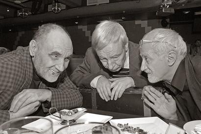 Алексей Козлов, Андрей Товмасян и Раф Аваков